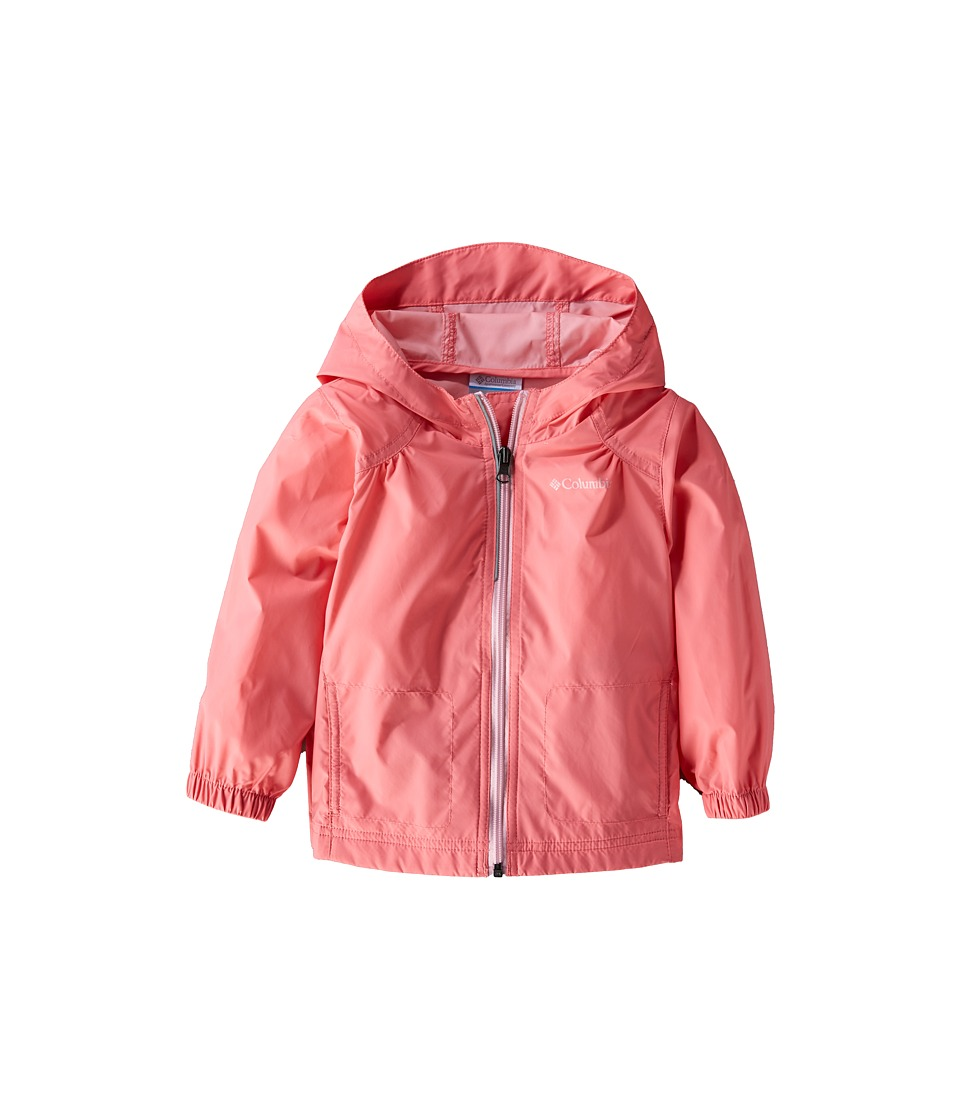 Columbia Kids - Switchbacktm Rain Jacket (Toddler) (Lollipop/Cherry Blossom) Girls Coat