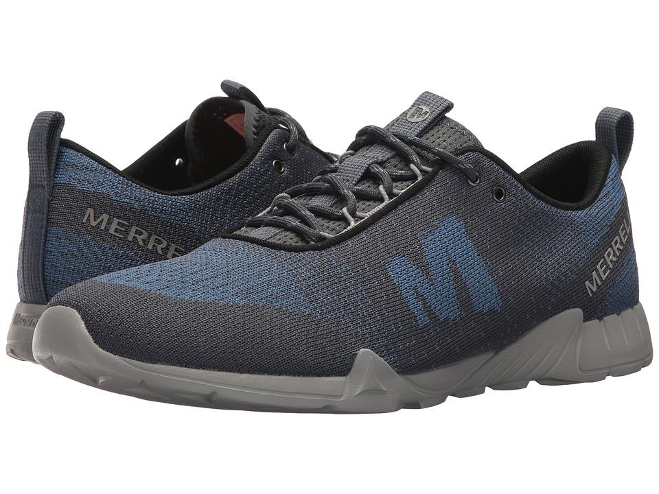 Merrell - Versent Kavari Lace Knit (Slate) Mens Shoes