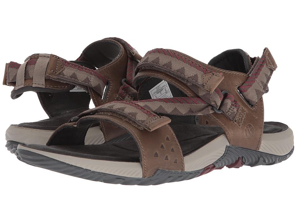 Merrell - Terrant Convertible (Brindle) Mens Shoes