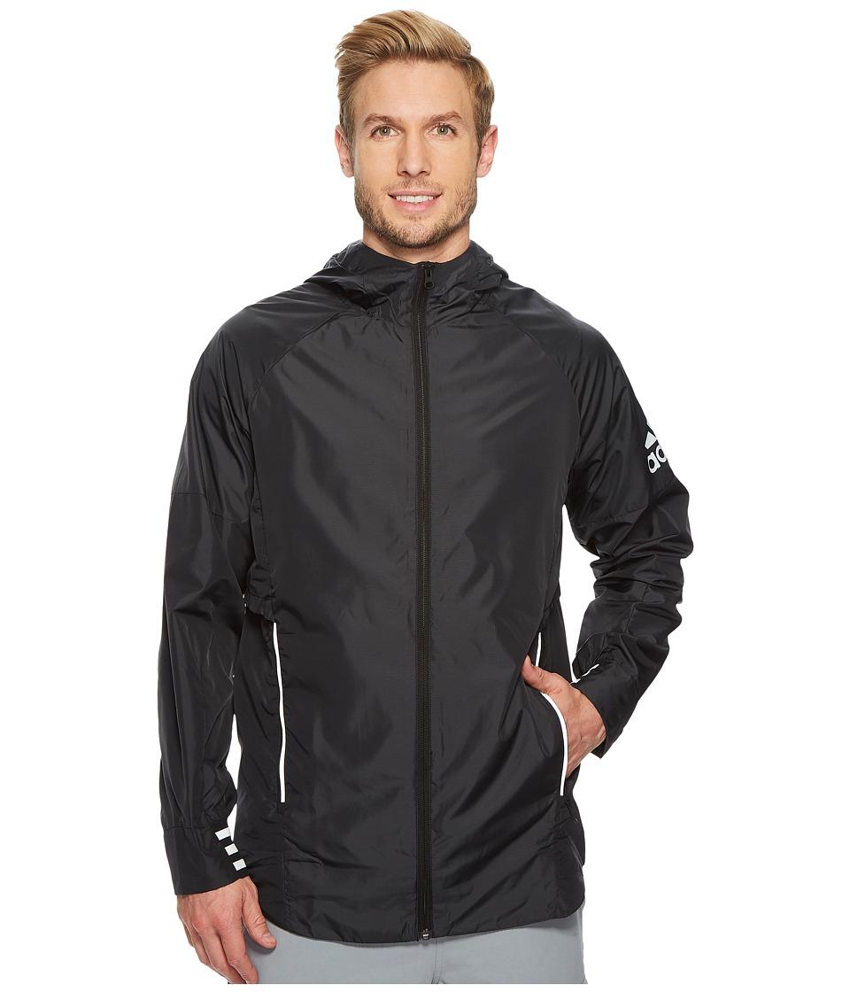 adidas Sport ID Woven Shell Jacket (Black) Men