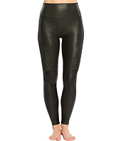 Spanx - Faux Leather Moto Leggings