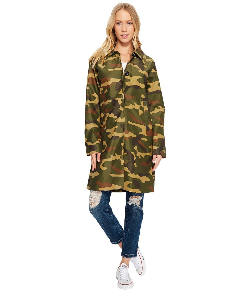 Herschel Supply Co. - Mac (Woodland Camo) Womens Clothing