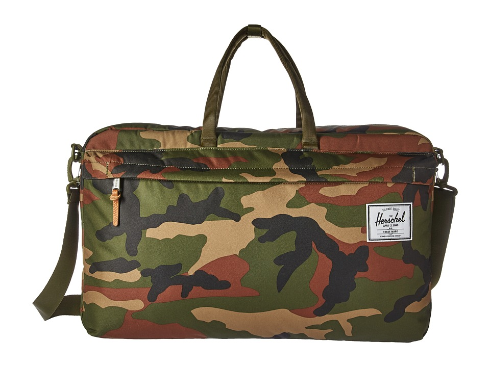 Herschel Supply Co. - Winslow (Woodland Camo) Luggage