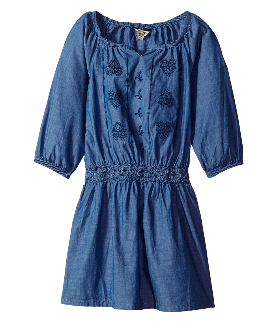Lucky Brand Kids - Amanda Chambray Dress