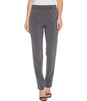 Tahari by ASL - Bi Stretch Pants with Tab Waistband