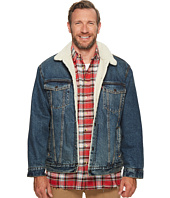 Levi's® Big & Tall - Big & Tall Type III Sherpa Trucker Jacket