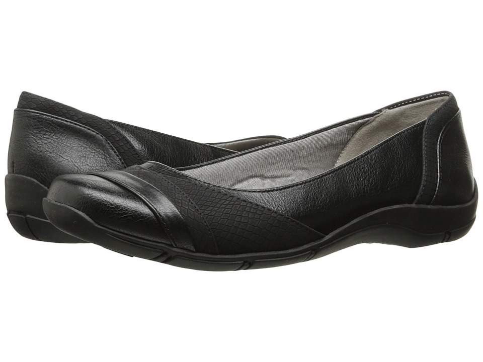LifeStride Dig (Black 1) Women's Shoes