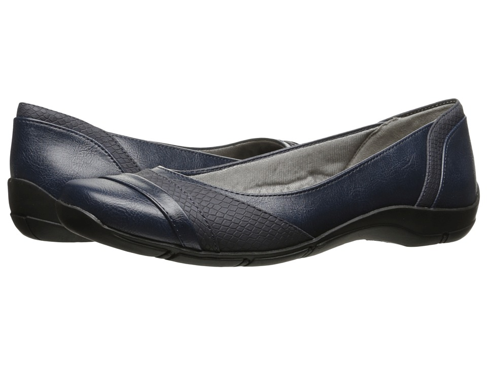 LifeStride Dig (Navy 1) Women's Shoes
