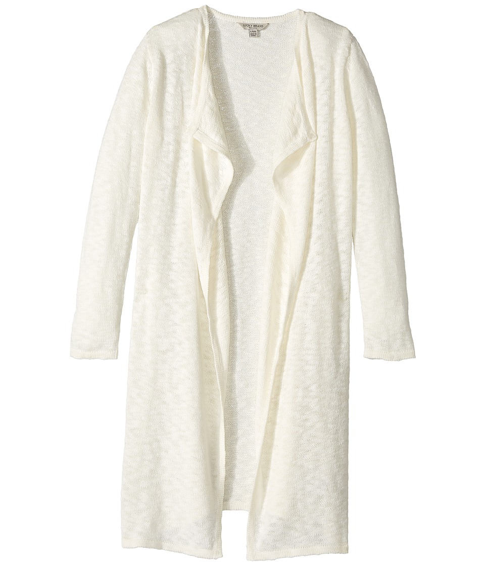 Lucky Brand Kids - Nicole Sweater Duster
