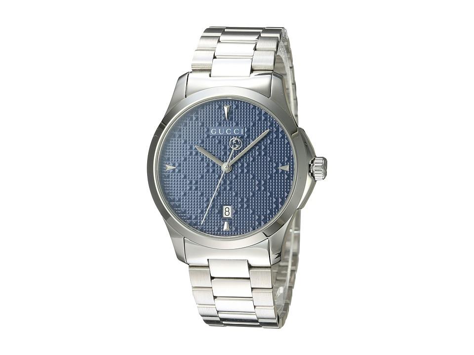 Gucci G-Timeless-YA1264025 (Blue) Watches