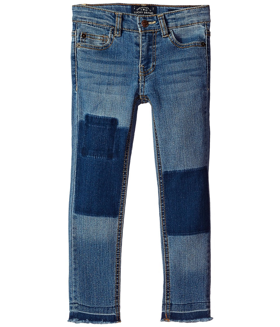 Lucky Brand Kids Stella Shadow Jeans in Taylor Wash (Big Kids) (Taylor Wash) Girl