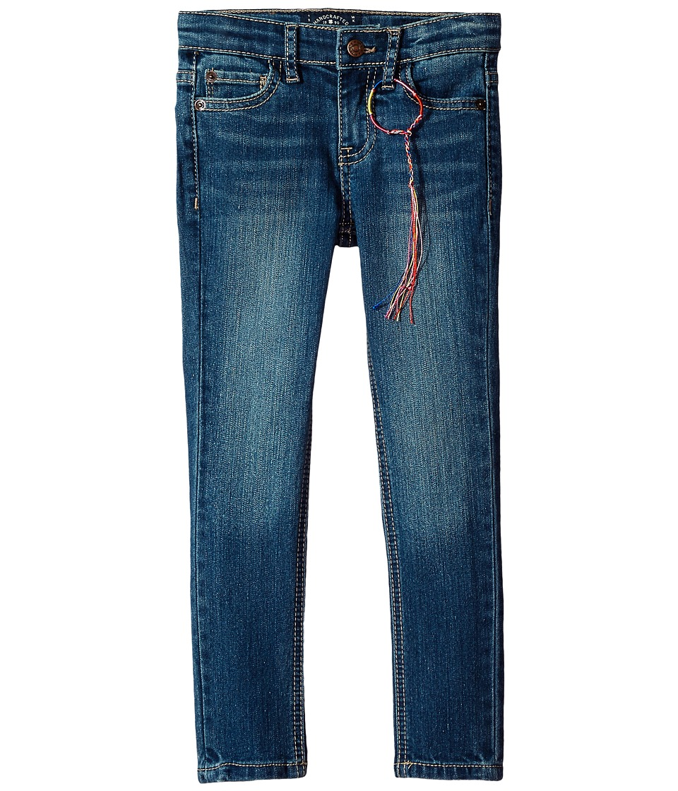 Lucky Brand Kids - Zoe Five-Pocket Skinny Jeans in Ada Wash