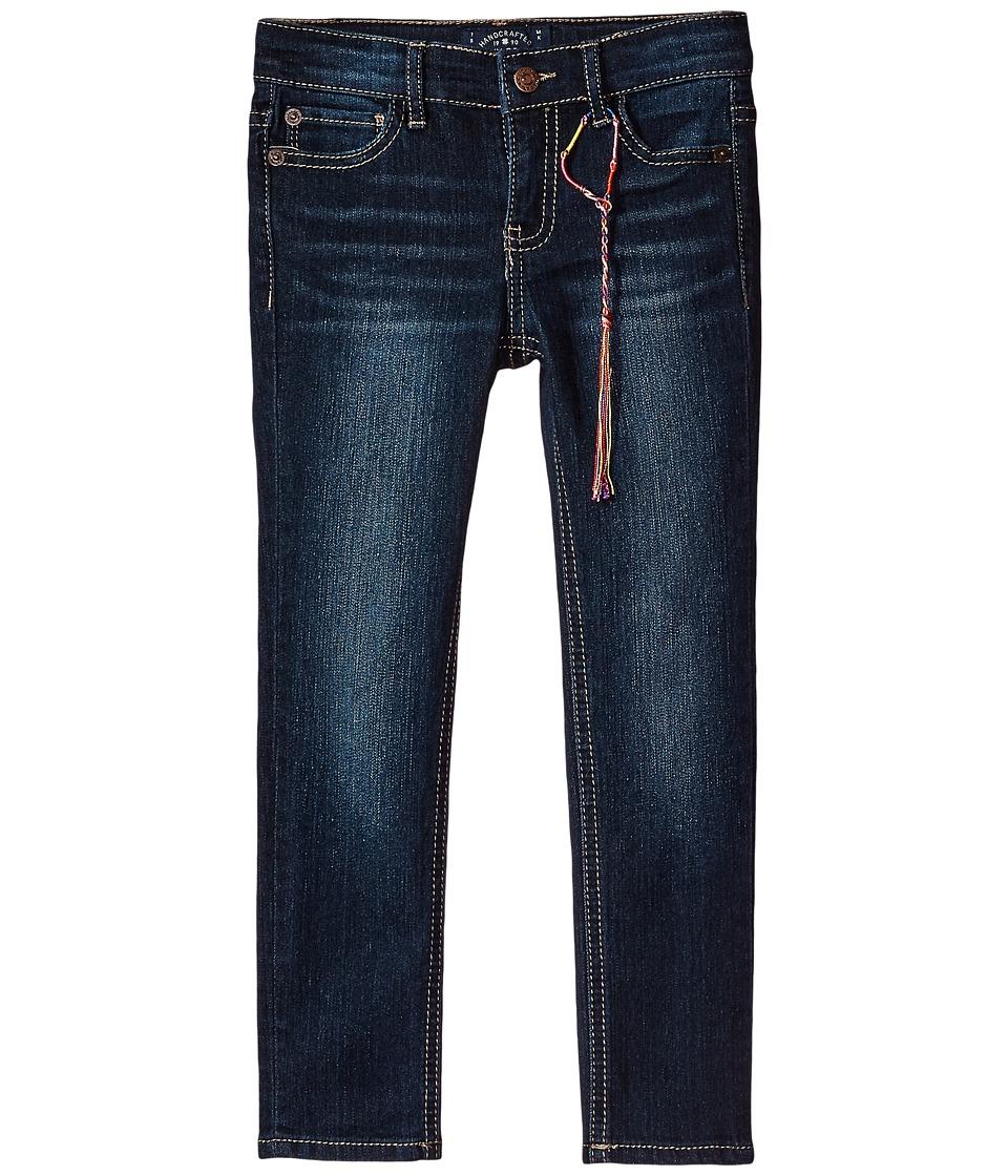Lucky Brand Kids Zoe Five-Pocket Skinny Jeans in Barrier Wash (Big Kids) (Barrier Wash) Girl