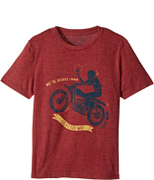 Lucky Brand Kids - Burn Bridges Short Sleeve Graphic Tee (Big Kids)