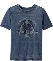 Lucky Brand Kids - Short Sleeve Graphic Tee (Big Kids)