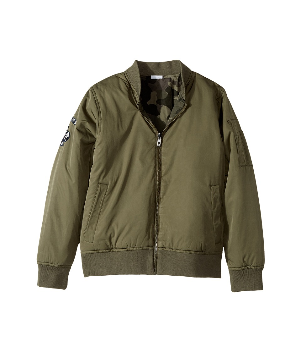 Lucky Brand Kids - Bomber Reversible Jacket