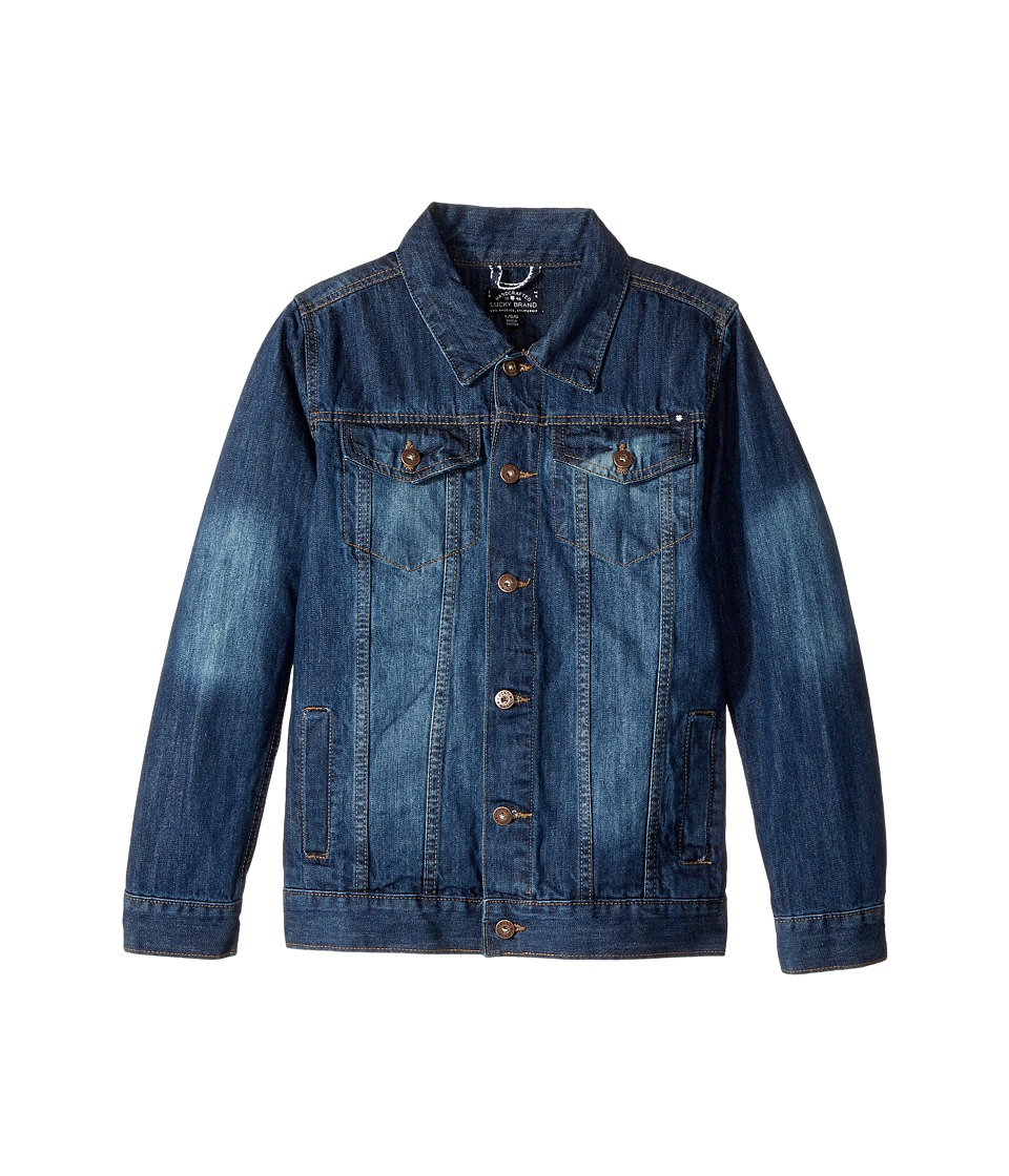 Lucky Brand Kids - Lakewood Denim Jacket