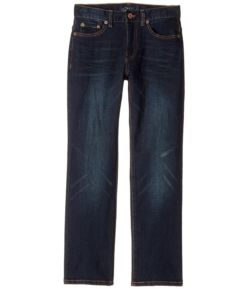 Lucky Brand Kids - Five-Pocket Classic Straight Stretch Denim Jeans in Barite
