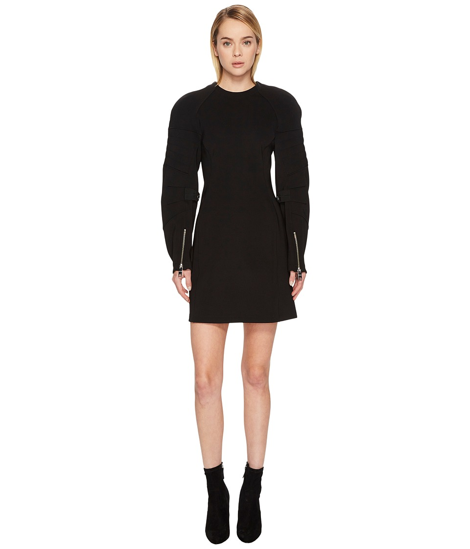 Versus Versace - Abito Donna Jersey (Black) Womens Dress