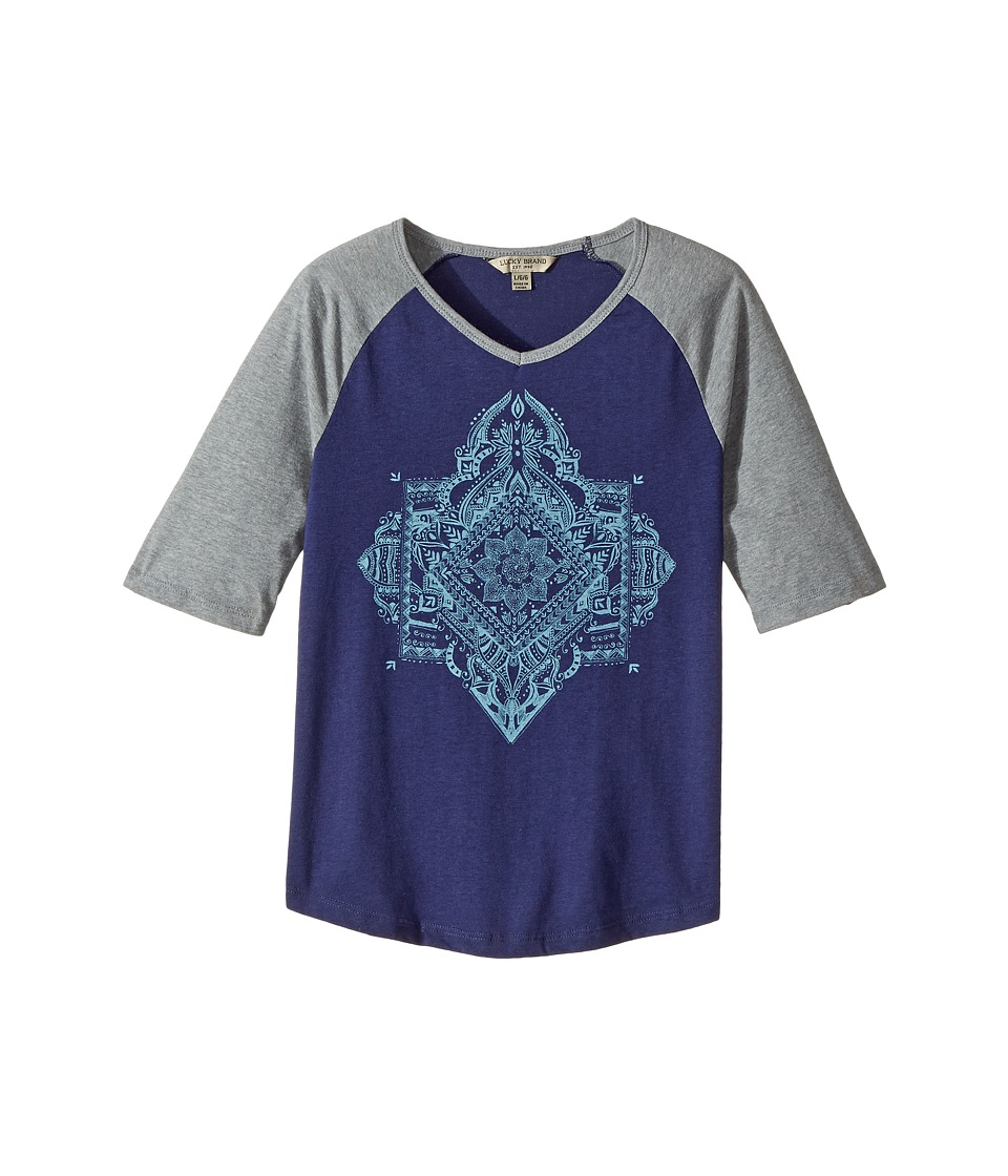 Lucky Brand Kids - Brooklyn Slub Jersey Tee