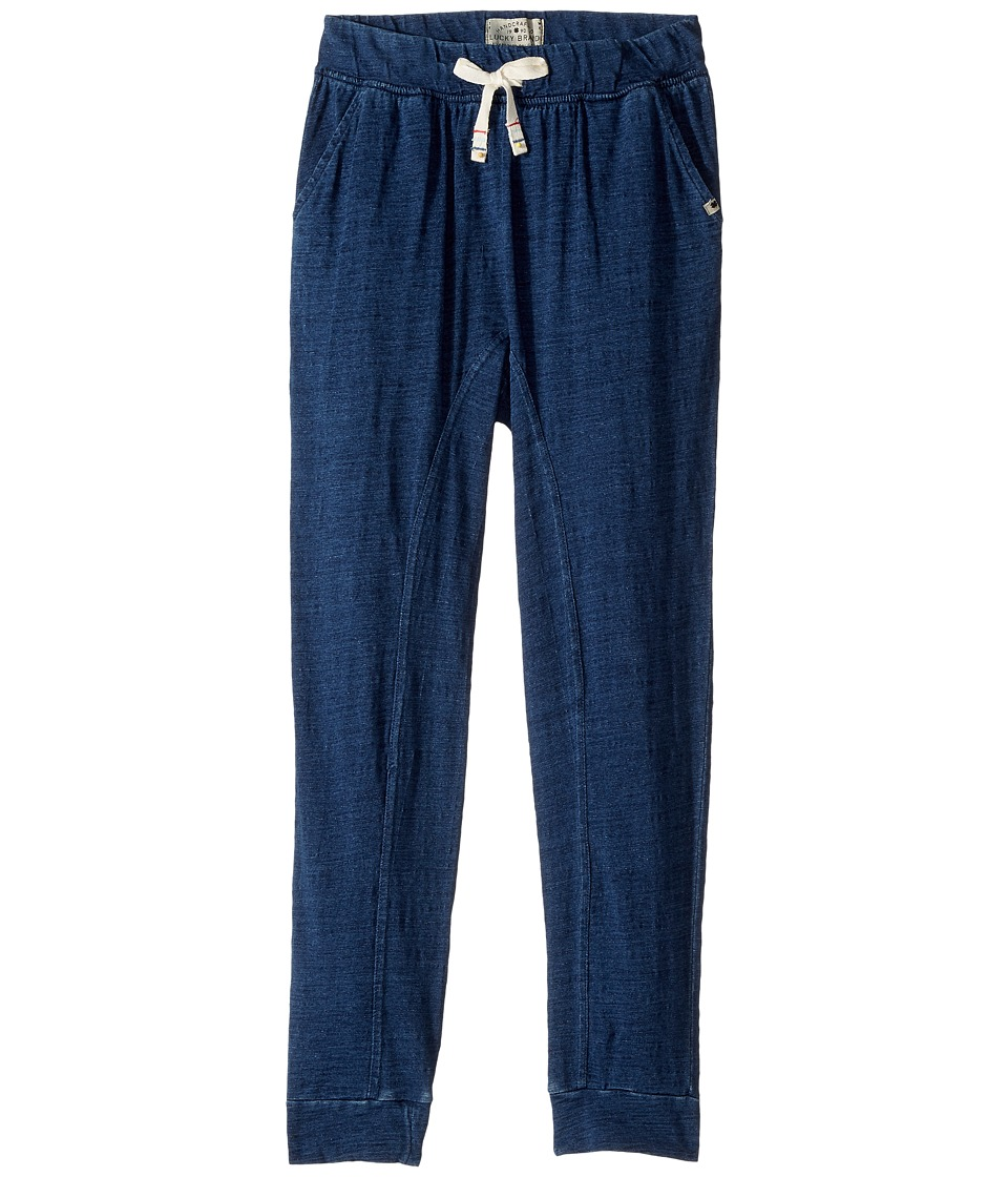 Lucky Brand Kids - Indy Jogger w/ Zipper Pockets