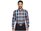 Stetson 1279 Plum Line Plaid