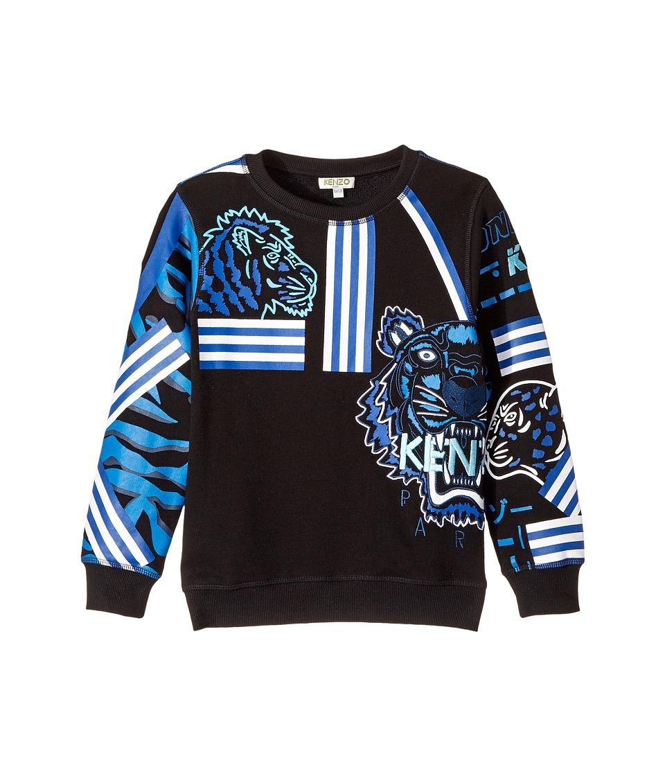 Kenzo Kids - Printed Long Sleeves Sweatshirt