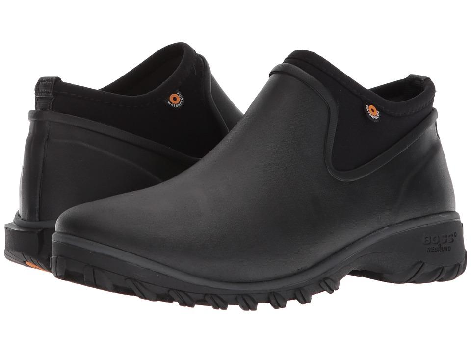 Bogs - Sauvie Chelsea (Black) Womens Rain Boots