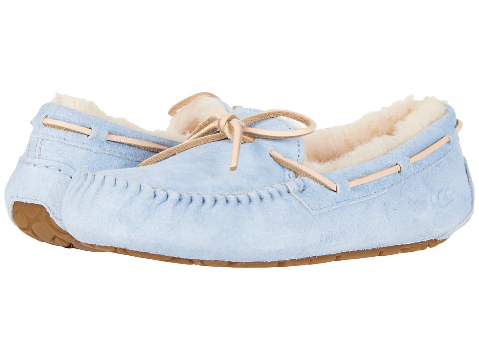 UGG - Dakota (Sky Blue) Womens Slippers