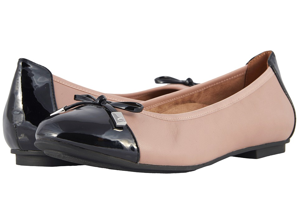 VIONIC Minna (Rose/Black) Flats