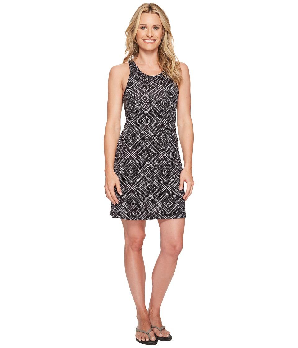 Smartwool Basic Merino 150 Pattern Dress (Black) Women