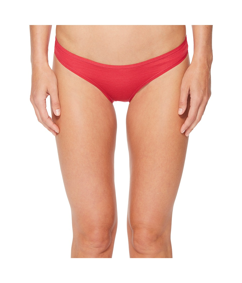 Smartwool Merino 150 Pattern Bikini (Potion Pink) Women