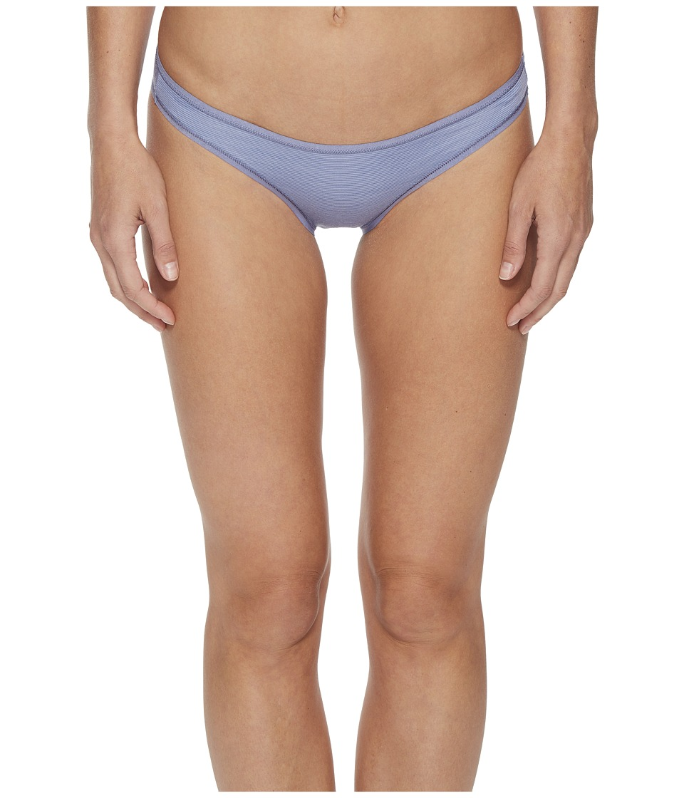 Smartwool Merino 150 Pattern Bikini (Blue Steel) Women