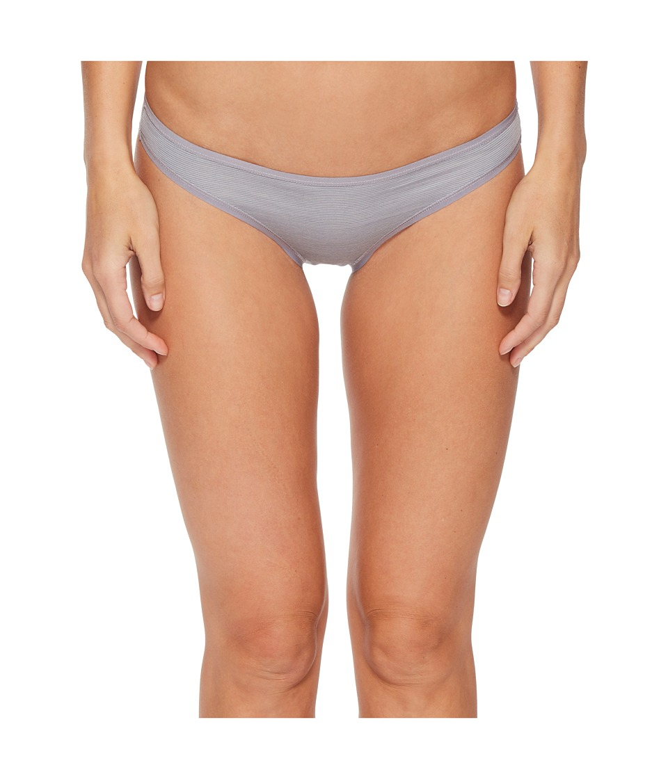 Smartwool Merino 150 Pattern Bikini (Dark Pebble Gray) Women