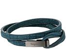 Salvatore Ferragamo Shark Double Bracelet