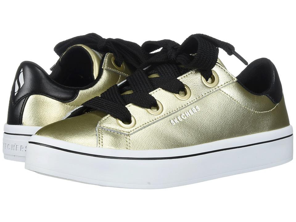 Skechers Hi-Lite - Metallics (Gold) Women's Lace up casua...