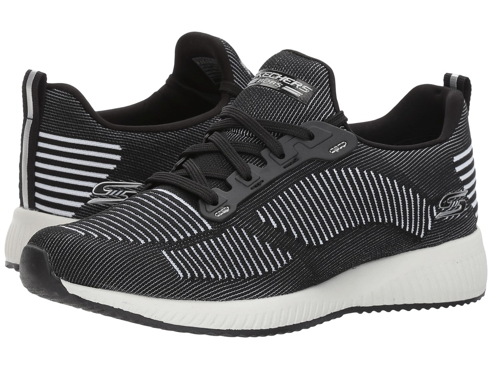 BOBS from SKECHERS Bobs Squad Twinning (Black/White) Women