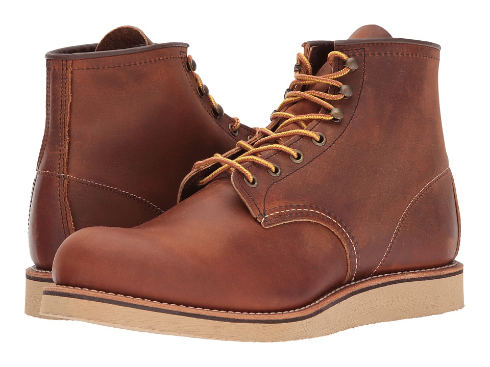 Red Wing Heritage - 6 Rover Round Toe