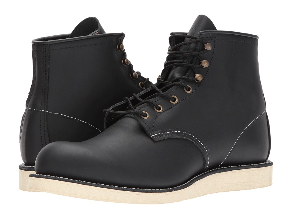 Red Wing Heritage Red Wing Heritage - 6 Rover Round Toe