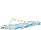 Lilly Pulitzer Critter Flip-Flop