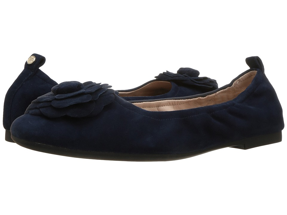 Taryn Rose - Rosalyn (Navy Silky Suede) Womens Shoes