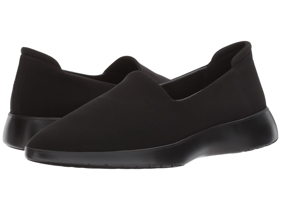 Taryn Rose - Darla (Black Sleek Scuba) Womens Shoes