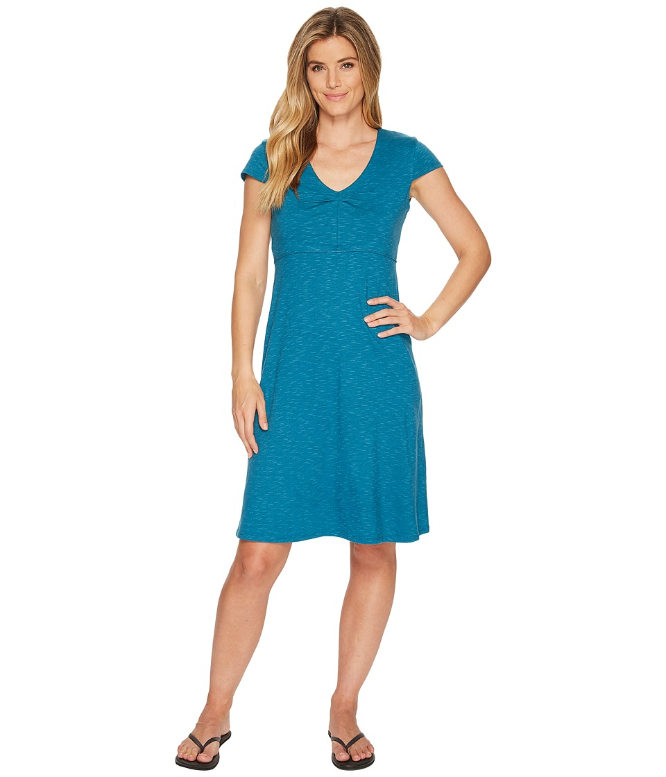 Toad&Co - Rosemarie Dress (Deepwater) Womens Dress