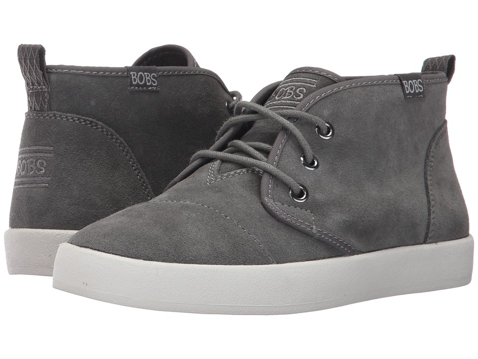 BOBS from SKECHERS Bobs B-Loved Casual Party (Charcoal) Women