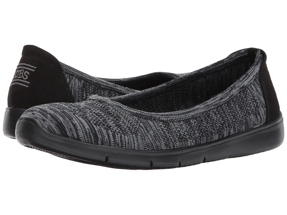 BOBS from SKECHERS Pureflex 2 Inlite (Black/Black) Women
