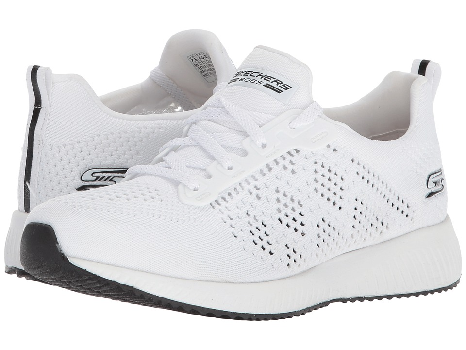 BOBS from SKECHERS Bobs Squad Ring Master (White) Women