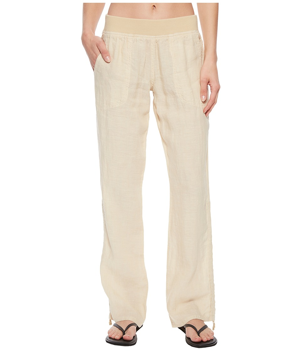 Toad&Co - Lina Pants (Brown Rice) Women's Casual Pants