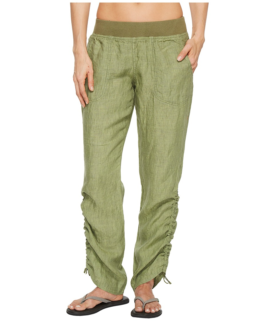 Toad&Co - Lina Pants (Thyme) Women's Casual Pants