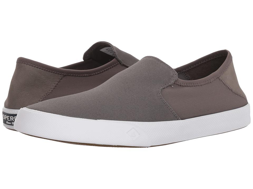 Sperry Striper II Slip-On Sneaker (Grey) Men