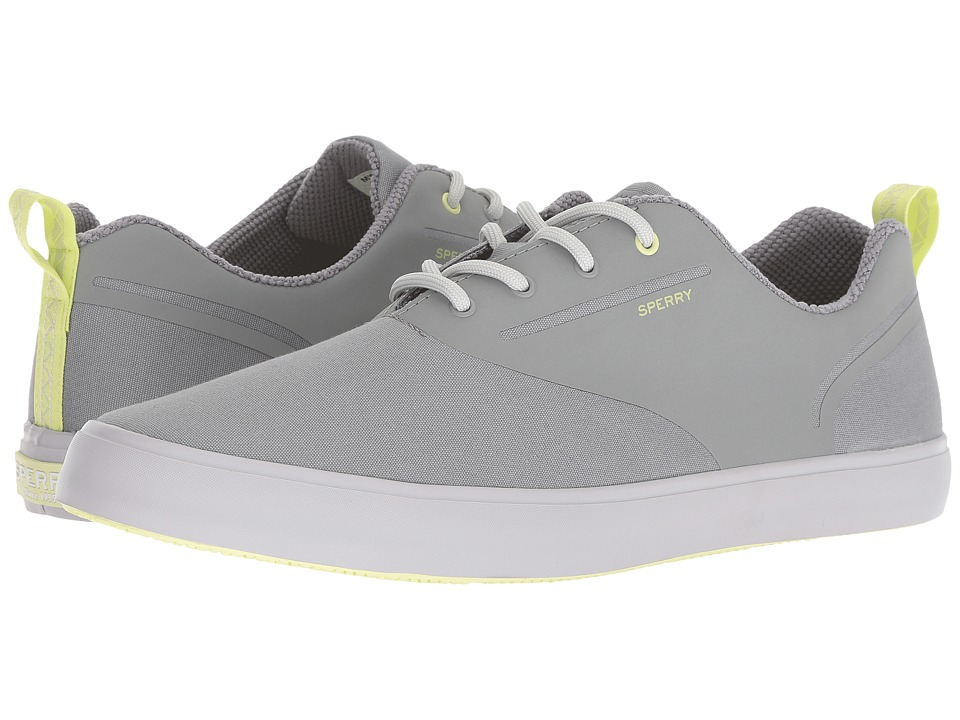 Sperry Flex Deck CVO Canvas (Grey) Men